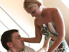 Anilos Sylvia gets a hard pole rammed inside her older bawdy cleft