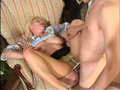Kathleen&Mike hose sex movie scene