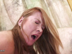 Horny housewife bonks hard and lengthy