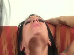 Gorgeous big tits pussy loving lesbian whores nasty threesome