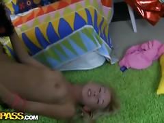 Sex toy porn clip with sexy sheila