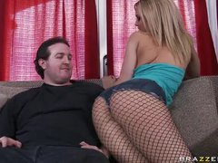 World's Hottest Blonde Pornstar Alexis Texas Gets Fucked The Gonzo Way