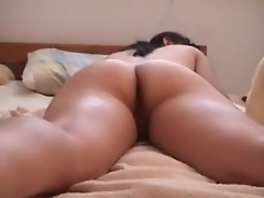 Warming up amateur pussy and fucking it